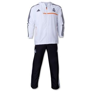 adidas Real Madrid 13/14 Presentation Suit