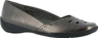 Womens Easy Street Nadine   Pewter Polyurethane Casual Shoes