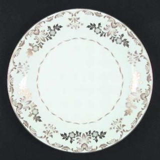 Harmony House China Classique Gold Dinner Plate, Fine China Dinnerware   Gold Tr