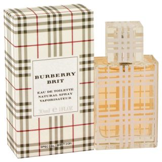 Burberry Brit for Women by Burberry EDT Spray 1 oz