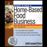 Start and Run a Home Based Food Business