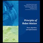 Principles of Robot Motion : Theory, Algorithms, and Implementations