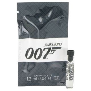 007 for Men by James Bond Vial (sample) .04 oz