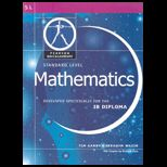 Mathematics Standard Level