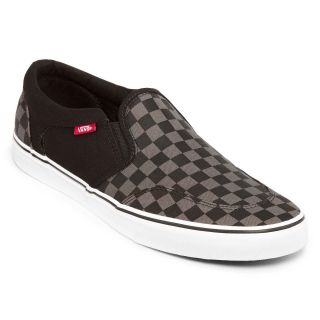 Vans Asher Mens Skate Shoes, Black