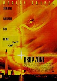 Drop Zone Movie Poster