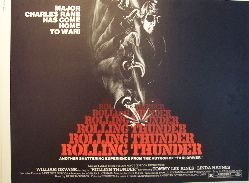 Rolling Thunder (Half Sheet) Movie Poster
