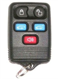 2005 Lincoln Navigator Keyless Entry Remote w/ liftgate   Used