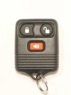 2001 Lincoln Navigator Keyless Entry Remote