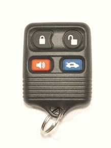 1997 Lincoln Continental Keyless Entry Remote