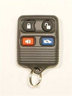 2002 Lincoln Continental Keyless Entry Remote   Used