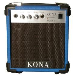 Kona 10 watt Blue Electric Guitar Amplifier