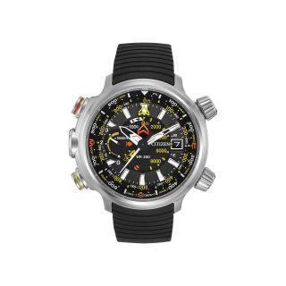 Citizen Eco Drive Promaster Altichron Mens 20ATM Chronograph Watch BN5030 06E