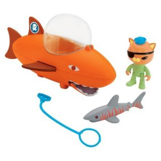 Fisher Price Octonauts GUP B and Kwazii Vehicle Playset