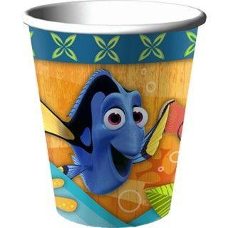 Disney Nemos Coral Reef 9 oz. Paper Cups