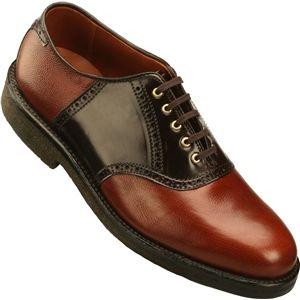 Alden Mens Bal Saddle Brown Shoes, Size 8 D   99423