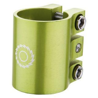 Razor Ultra Pro Seri Triple Clamp Green