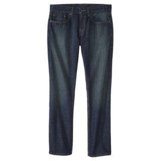 Denizen Mens Straight Fit Jeans 36X32