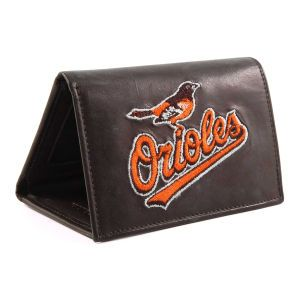 Baltimore Orioles Rico Industries Trifold Wallet