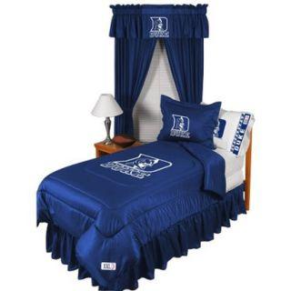 Duke Blue Devils Comforter   Full/Queen