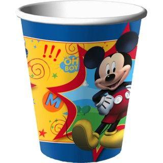 Disney Mickey Fun and Friends 9 oz. Paper Cups