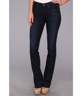 Big Star Sarah Slim Bootcut Jean in Holly Midnight Womens Jeans (Black)