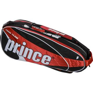 Prince Tour Team Red 6 Pack Bag Prince Tennis Bags