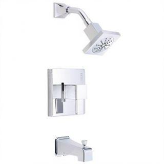 Danze Reef Trim Only Single Handle Tub & Shower Faucet   Chrome