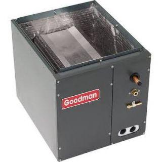 Goodman CAPF4860D6 4 5 Ton, Cased Evaporator Coil (W 24 1/2 x D 21 x H 30)