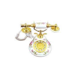 Golden Eagle Porcelain Corded Phone   Pink PORCELAIN PINK