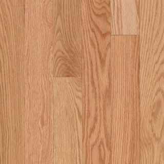 Mohawk Raymore Red Oak Natural 3/4 in. Thick x 2 1/4 in. Wide x Random Length Solid Hardwood Flooring (18.25 sq. ft. / case) HCC56 10