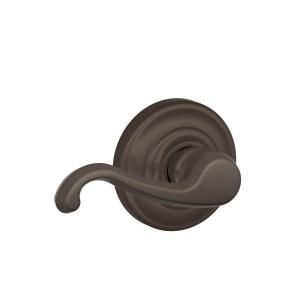 Schlage Callington Oil Rubbed Bronze Dummy Lever FA170 CLT 613 RH