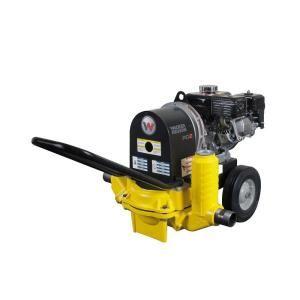 Wacker 3.5 HP 2 in. Diaphragm Pump with Honda Engine 0620769