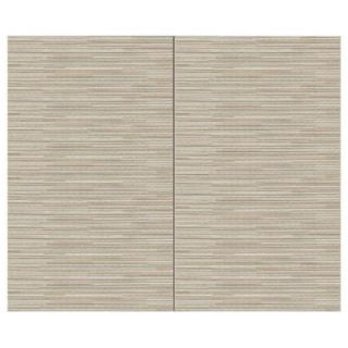 SoftWall Finishing Systems 44 sq. ft. Ivory Fabric Covered Top Kit Wall Panel SW643087010