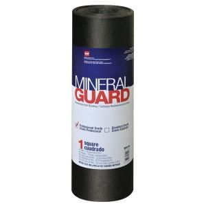 GAF Mineral Guard Roll Roofing Charcoal 1002180