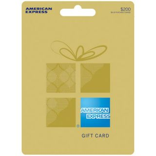 $200 American Express Gift Card, Classic