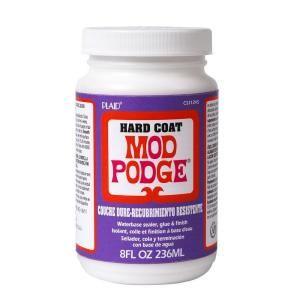 Mod Podge 8 oz. Hard Coat Decoupage Glue CS11245