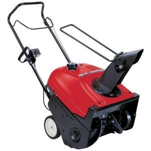Honda 20 in. Single Stage Electric Start Gas Snow Blower HS520AS
