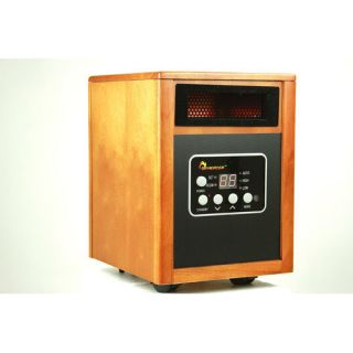 Dr. Heater Quartz Infrared Heater, Dr. Heater USA 1500W, Quartz Electric Heater, Dual System Heater, Infrared Quartz Heater, Infrared Portable Heater, Remote Control Heater