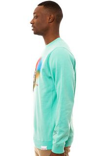 Diamond Supply Co. Reflection Crewneck Sweatshirt in Diamond Blue