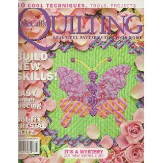 McCall's Quilting Magazine, February 2007 (Volume 14, Number 1) Books