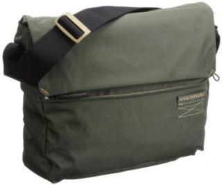 Mandarina Duck Isi B7T33, Unisex Erwachsene Schultertaschen, Silber (Silber 466), 41x35x13 cm (B x H x T): Schuhe & Handtaschen