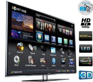 Samsung UE55D6500 138 cm ( (55 Zoll Display),LCD Fernseher,400 Hz ) Heimkino, TV & Video