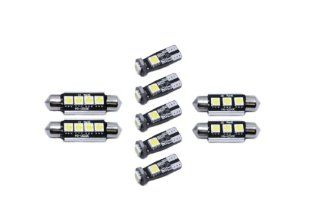SMD LED Innenraumbeleuchtung Ford Galaxy Set 9 LEDs Xenon   148 Auto