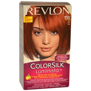 Revlon Colorsilk Luminista #150 Red Hair Color Revlon Hair Color