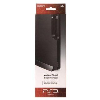 PS3 Vertical Stand for PS3 Slim CECH 2000 Series Only: Video Games