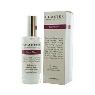 DEMETER by Demeter SUGAR PLUM COLOGNE SPRAY 4 OZ (Package Of 2) : Eau De Toilettes : Beauty
