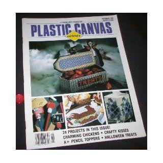 Plastic Canvas Corner November 1992 (Volume 4, Number 1): Ann Van Wagner Childs: Books
