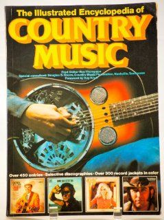 ILLUS ENCY OF COUNTRY MUSIC P (A Salamander book) Crown 9780517531563 Books