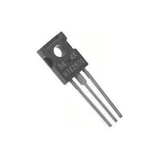 NTE ELECTRONICS   NTE2501   RF TRANSISTOR, NPN, 600mV, 70MHZ: Electronic Components: Industrial & Scientific